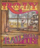 Roly the Railroad Mouse